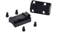 Browning 2-Piece X-Lock Base For Brn X-Bolt Matte