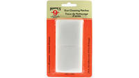 Hoppes Cleaning Supplies #2 Gun Patches .38-.45 Ca