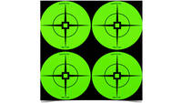 Birchwood Casey Target Spots 3in Green Crosshair S