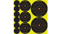 Birchwood Casey Shoot-N-C Bulls-Eye Packs 121 Pac