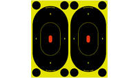 Birchwood Casey Shoot-N-C Target  Oval Silhouette