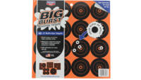 Birchwood Casey Big Burst 6in Bullseye Self-Adhesi