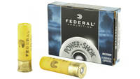 Federal PowerShok 20 Gauge 2. 75 in 3 Buck Max Dra