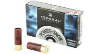 Federal PowerShok 12 Gauge 2.75in 1oz. Rifled Holl