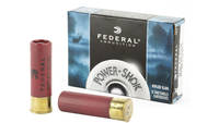 "Federal PowerShok 12 Gauge 3"" Mag Dram 1.25oz"