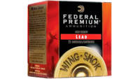 Federal Shotshells Wing-Shok Magnum Lead 20 Gauge