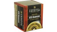 Federal Personal Defense 410 2.5in #000B 20 Rounds