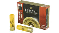 Federal Personal Defense 20 Gauge 2. 75 in 4 Buck