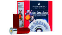Federal Shotshells Field & Range Steel 28 Gaug