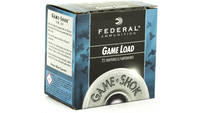 Federal Game Load 16 Gauge 2.75in #6-Shot 2.5 Dram
