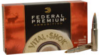 Fed Ammo premium .338 federal 200 Grain trophy bon