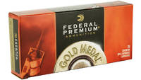 Federal Gold Medal 338 Lapua 250 Grain Boat Tail H