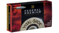 Federal Ammo Vital-Shok 7mm Shooting Times West Ma