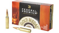 Federal Ammo 260 Remington Sierra MatchKing BTHP 1