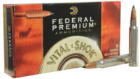 Federal Ammo Vital-Shok 338 Win 225 Grain Trophy C