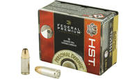 Federal Ammo Defense 9mm 124 Grain HST 20 Rounds [