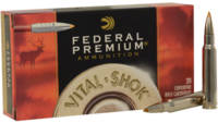 Federal Ammo Vital-Shok 338 Win 200 Grain Trophy B