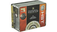 Federal Ammo 380 ACP 99 Grain HST 20 Rounds [P380H