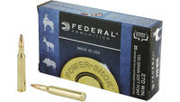 Federal Ammo Power-Shok 270 Winchester SP 130 Grai
