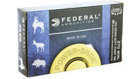 Federal Ammo Power-Shok 270 Winchester SP 150 Grai