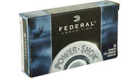 Federal Ammo Power-Shok 7x57mm Mauser SP RN 175 Gr