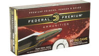 Federal Ammo Vital-Shok 7mm Magnum Sierra GameKing
