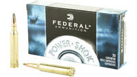 Federal Ammo Power-Shok 7mm Magnum SP 150 Grain 20