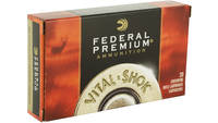 Federal Ammo Vital-Shok 25-06 Remington Sierra Gam