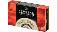 Federal Ammo Vital-Shok 7mm Magnum Nosler Partitio
