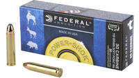 Federal Ammo Power-Shok 30 Carbine SP RN 110 Grain