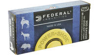 Federal Ammo Power-Shok 300 Savage SP 150 Grain 20