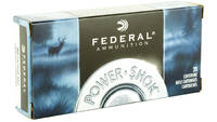 Federal Ammo Power-Shok 300 Savage SP 180 Grain 20