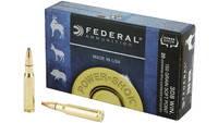 Federal Ammo Power-Shok 308 Winchester SP 150 Grai