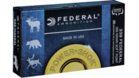 Federal Ammo Power-Shok AK-47 7.62x39mm SP 123 Gra