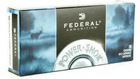 Federal Ammo Power-Shok 375 H&H Magnum SP 300
