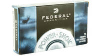Federal Ammo Power-Shok 280 Remington SP 150 Grain