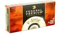 Federal Premium 243 WIN 70 Grain Ballistic Tip 20