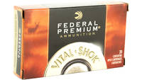 Federal Ammo Vital-Shok 25-06 Remington Nosler Bal