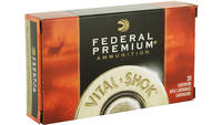 Federal Ammo Vital-Shok 7mm-08 Remington Nosler Ba