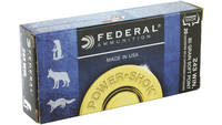 Federal Ammo Power-Shok 243 Winchester SP 80 Grain