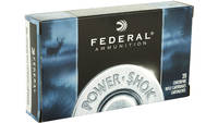 Federal PowerShok 25-06REM 117 Grain Sierra  20 Ro