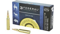 Federal Power-Shok 7mm-08 Remington SP 150 Grain 2