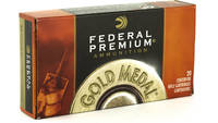 Fed Ammo gold medal .300 wm 190 Grain sierra match