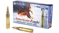 Federal Ammo XM193 5.56x45mm (5.56 NATO) Boat Tail