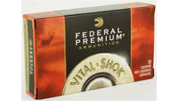 Federal Ammo Vital-Shok 260 Remington Nosler Balli