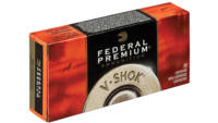 Federal Ammo Remington 110 Grain Nosler AccuBond [
