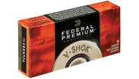 Federal Ammo 22 Hornet SP 45 Grain 50 Rounds [P22B