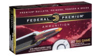 Federal Ammo Vital-Shok 270 Weatherby Magnum 130 G