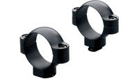 Leupold Extension Rings 1in High 1in Dia Black [49