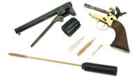 Traditions Cleaning Kits Pocket .44/.45 Caliber Br